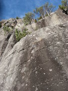 Rock Climbing Photo: P1 of quad... nothin like 50's in november. James ...