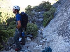 Rock Climbing Photo: [Corey Gargano photo]