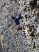 Rock Climbing Photo: Starting up Popcorn, photo by Monomaniac