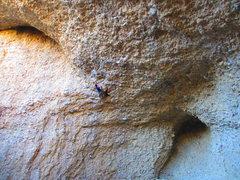 Rock Climbing Photo: Just past where Diggler and Rucksack split, photo ...