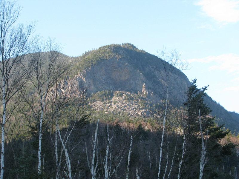 Gorilla Head, Mount Osceola East, SW of Greeley Ponds
