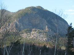 Rock Climbing Photo: Gorilla Head - This is off the SE buttress of East...