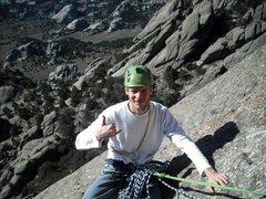 Rock Climbing Photo: Theatre of Shadows, City of Rocks, Idaho