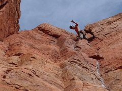 Rock Climbing Photo: La Cholla Jackson