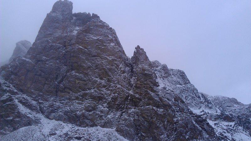 Rock Climbing Photo: Notchtop.