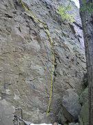 Rock Climbing Photo: Saturday Night Special