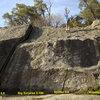 Struggler Cliff overview