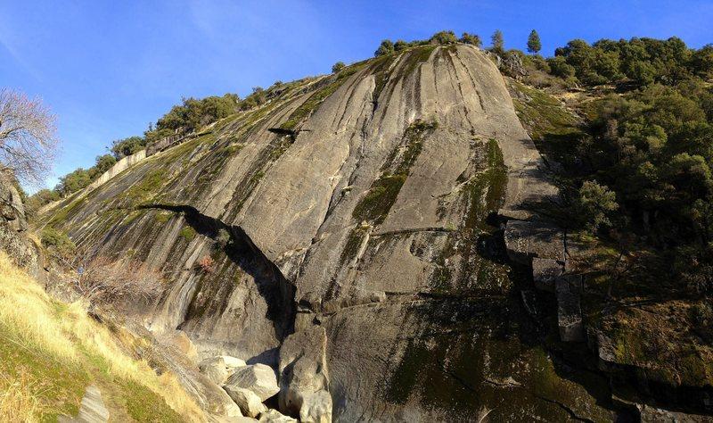 Rock Climbing Photo: Gutenberger Wall