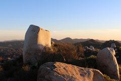 Rock Climbing Photo: looking at the climb