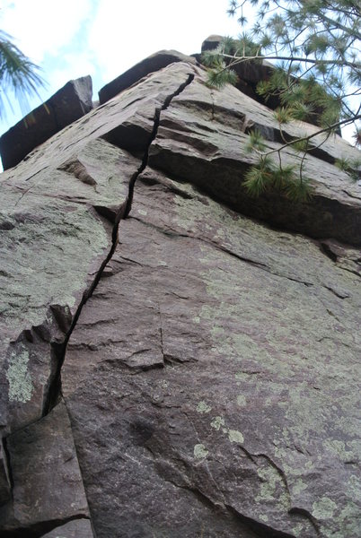This crack is short but fierce.