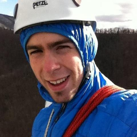 Rock Climbing Photo: Brrr