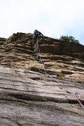 Rock Climbing Photo: Son of Easy Overhang