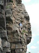 Rock Climbing Photo: Paul Deagle - Easy O 5.2