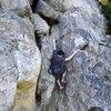 Adam on California Ridge.