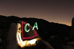 Rock Climbing Photo: LCAD represent