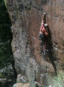 Rock Climbing Photo: Ballet of the Bulge