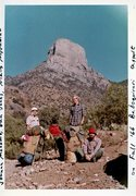 Rock Climbing Photo: About to embark on the trip that resulted in the f...