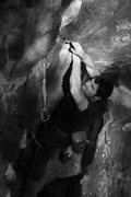 Rock Climbing Photo: the crmip section