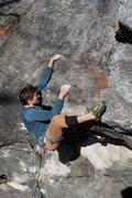 Rock Climbing Photo: jared