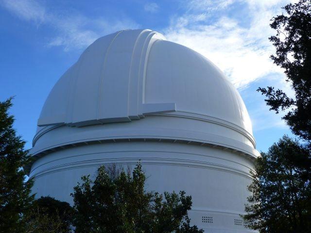 Rock Climbing Photo: Mt. Palomar Observatory, San Diego County