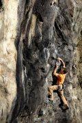 Rock Climbing Photo: Black Mamba