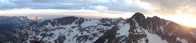 Rock Climbing Photo: Granite peak, montan