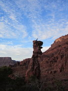 Rock Climbing Photo: not photo shopped