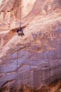 Rock Climbing Photo: Morning Glory Arch