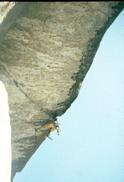Rock Climbing Photo: 1985