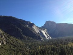 Rock Climbing Photo: Half Dome anyone?