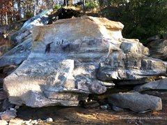 Rock Climbing Photo: Kiddie Scoop