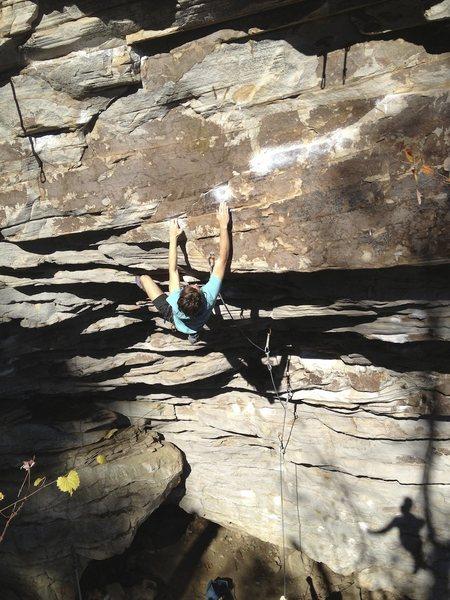 Rock Climbing Photo: Movie Star 2012