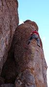 Rock Climbing Photo: Woo-hoo!