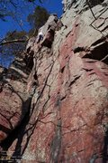 Rock Climbing Photo: If you compare this photo to Burt's photos of Jerr...