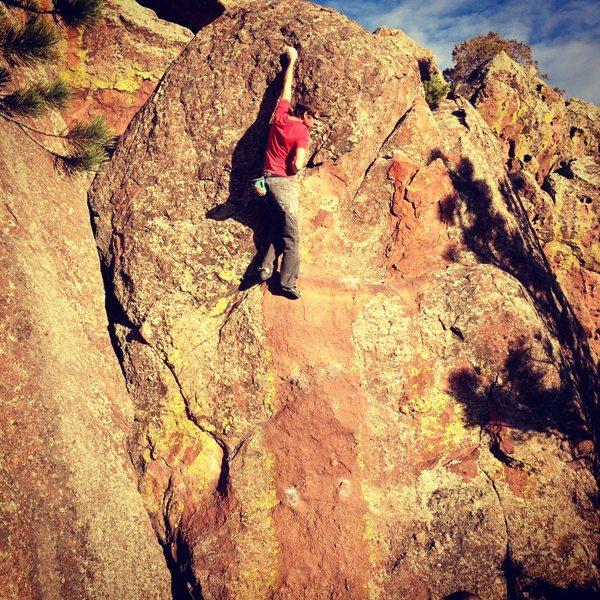 Rock Climbing Photo: Legacy of the Kid.