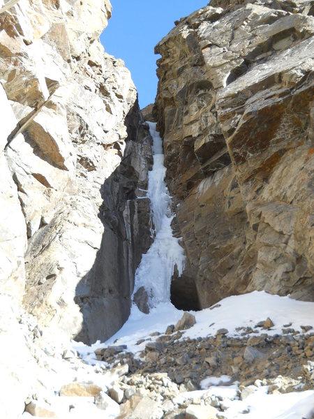 Rock Climbing Photo: Stevens Gulch.