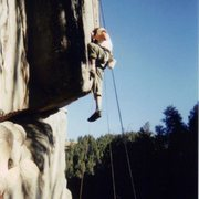 Rock Climbing Photo: Warm Springs