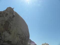 Rock Climbing Photo: W.U.D.
