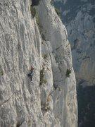 Rock Climbing Photo: Gorges du Verdon 2009