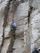 Rock Climbing Photo: Rudy