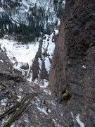 Rock Climbing Photo: Wellborn on P3.
