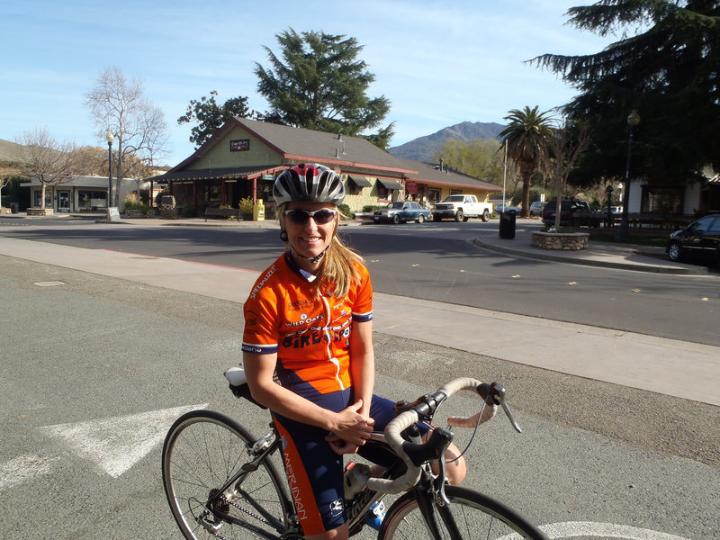 Cycling......in North Cali