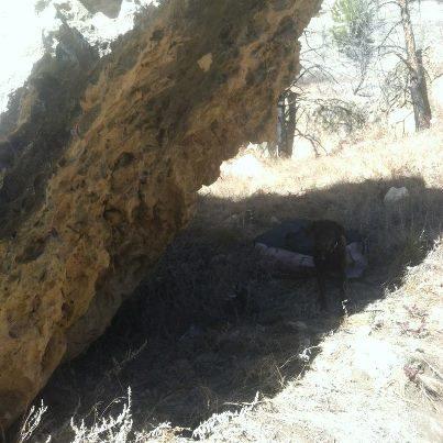 Rock Climbing Photo: Follows this arete