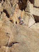 Rock Climbing Photo: War Path