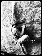 Rock Climbing Photo: DEVIL's WORK!!!!! Chrissy Weaver photo.