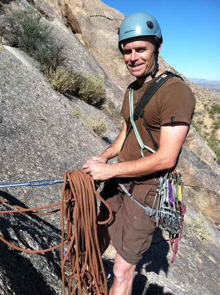 Rock Climbing Photo: Just another day at the office :P  ClimbPHX in the...