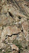 Rock Climbing Photo: Double Decker