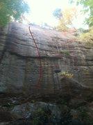 Rock Climbing Photo: Praestantissimum