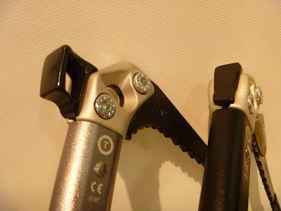 Petzl hammers