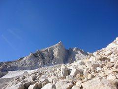 Rock Climbing Photo: Bear Creek Spire approach